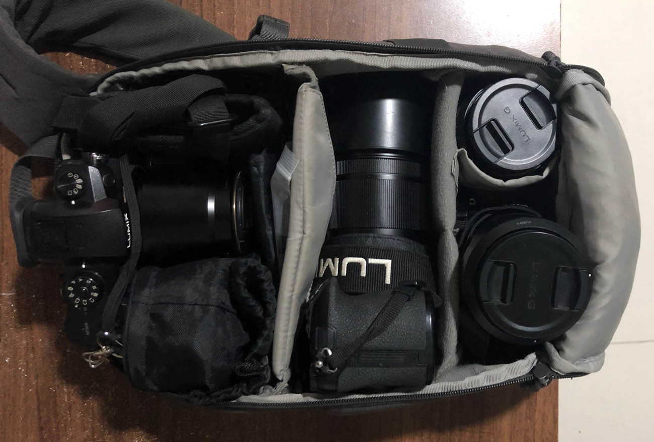 My Lumix Travel Kit