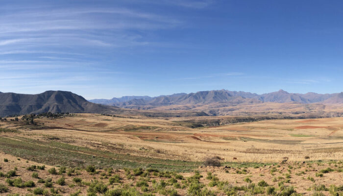 Lesotho: The Kingdom in the Sky