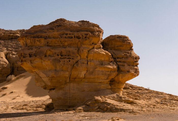 Mada'in Saleh, Saudi Arabia's Petra