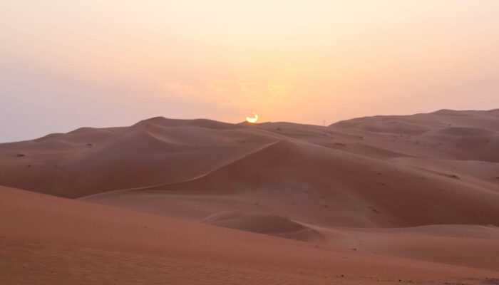 Desert Tripping Saudi Style!