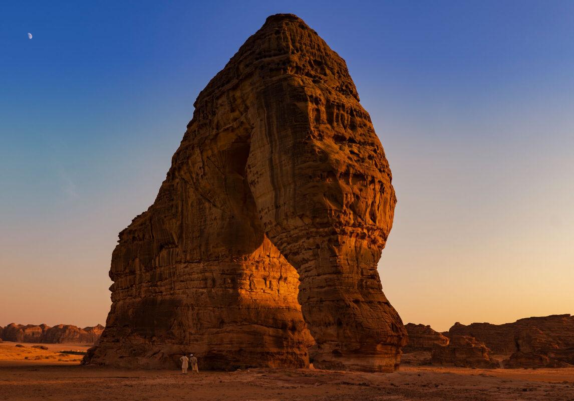 Tabuk road trip through NEOM in Saudi Arabia