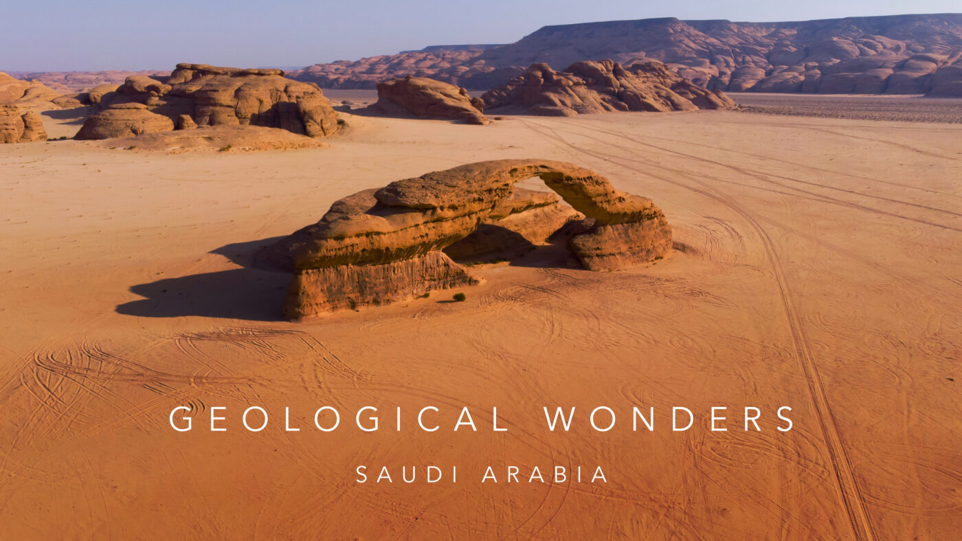 Geological Wonders of Saudi Arabia