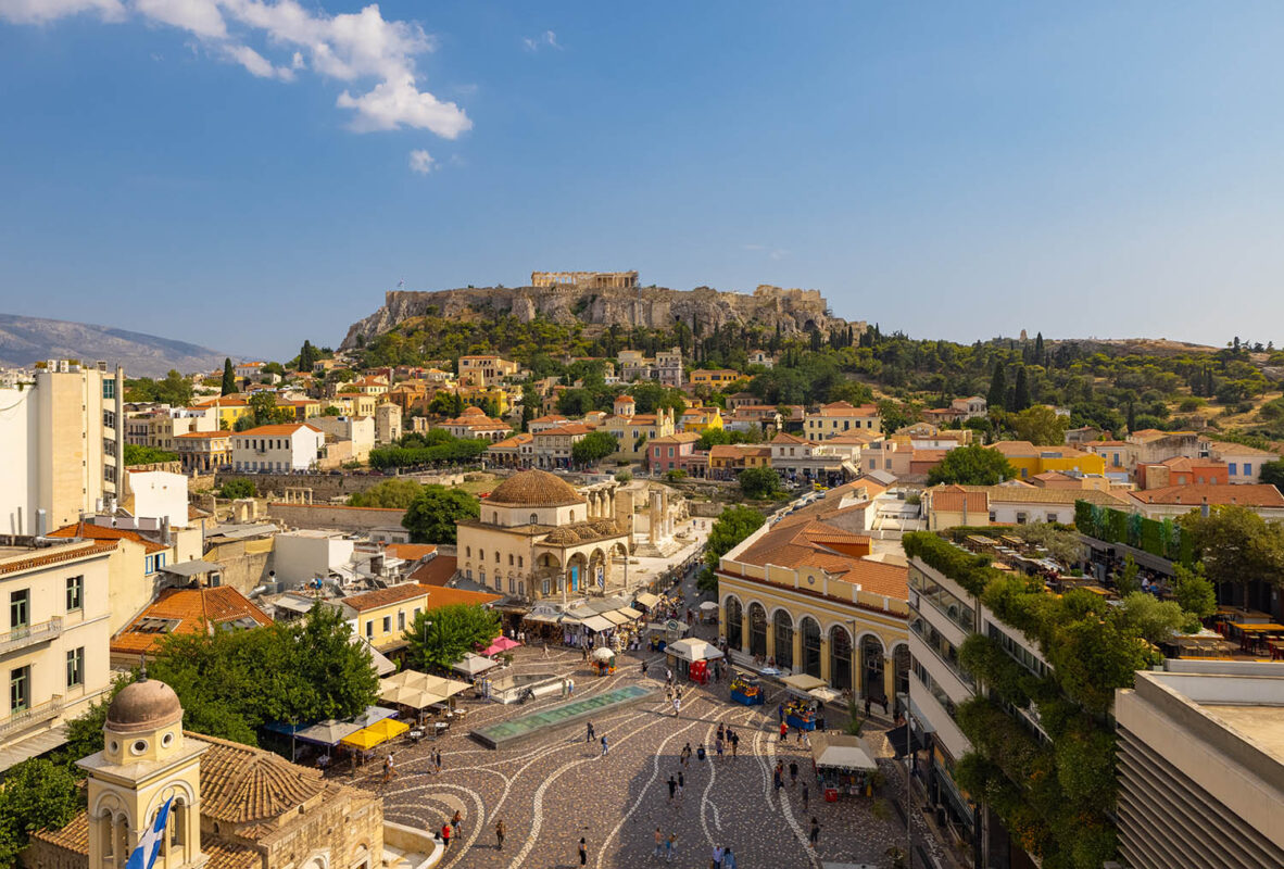 Travelling to Greece This Summer?