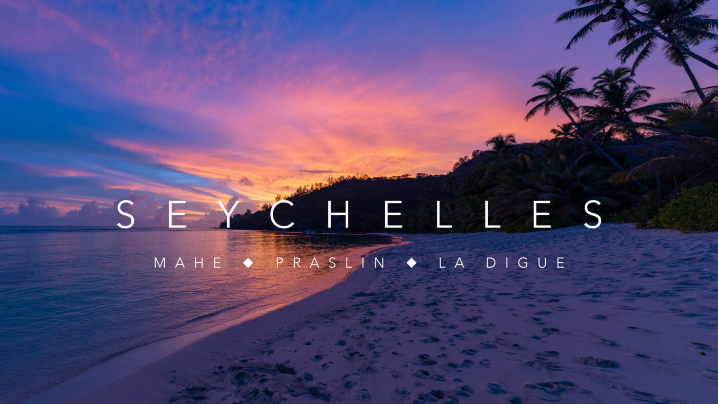 The Magical Islands of The Seychelles